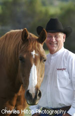 John Lyons on handling equine seperation anxiety