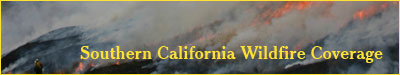 California Wildfire Coverage
