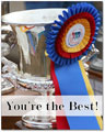 Horse Encouragement eCard - You're the Best