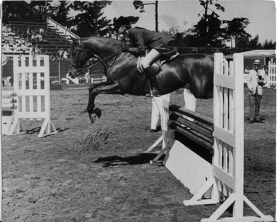 Life with Horses - Flashback to Ancient Horse Show History