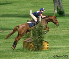 The Near Side - Eventing: Like a Drug!
