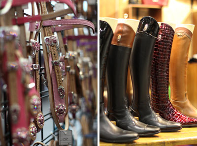 Bridles and Boots