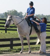 Deciding how you learn best is key to gaining the most out of your riding lessons