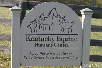 The Kentucky Equine Humane Center