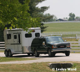 Determining if your truck is safe to tow your horses