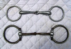 O-Ring or Loose Ring Snaffle