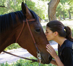 Horse Illustrated's interview with Genevieve Cortese