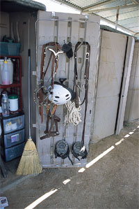Easy Tack Rack