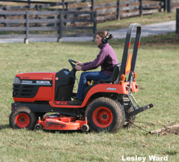 Let HorseChannel help you figure out common tractor lingo with this translation list