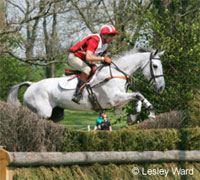 8 American riders will compete in the 2007 Burghley Horse Trials