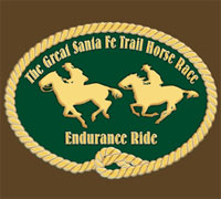 The Santa Fe Trail Race will have 62 rider and horse pairs