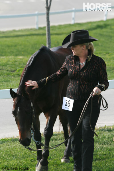 Lisa Coulter and Western Whiz