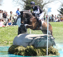 Rolex Kentucky Three-Day Event: Cross-Country Day