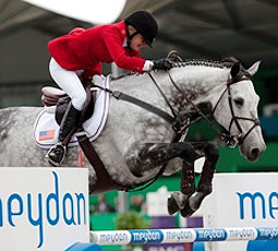 Life with Horses - 2010 Meydan FEI Nations Cup Series Results