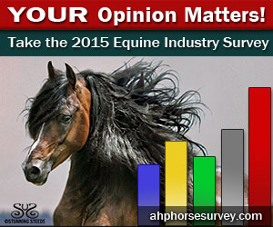 Equine Industry Survey