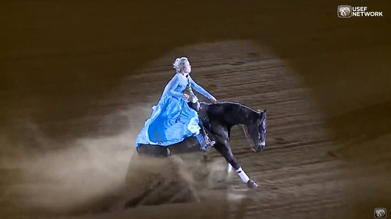 Highlights from the Kentucky Reining Cup