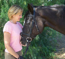 What about being an equine lover is most rewarding to you?
