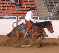 The NRCHA Snaffle Bit Futurity is being held in Reno, Nevada for its 39th anniversary