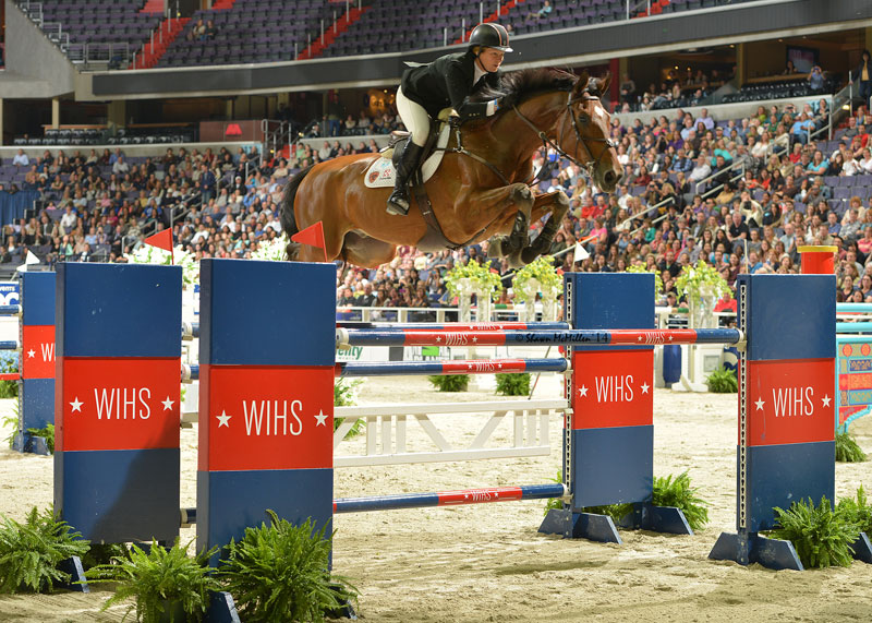 Beezie at WIHS