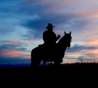 July 25th is officially National Day of the Cowboy