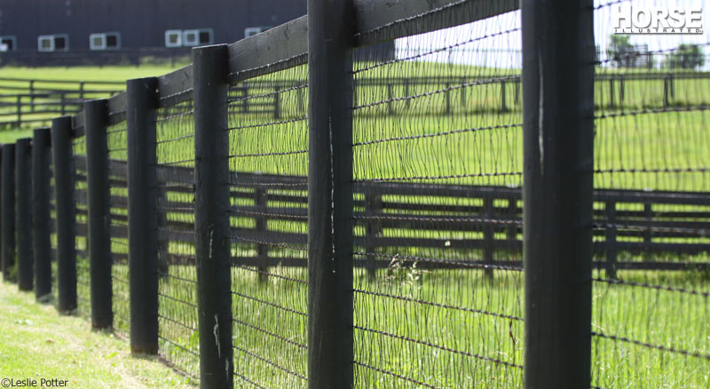 5 Best Types of Fencing for Horse Farms - Horse Illustrated