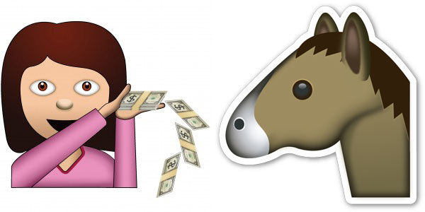 Spending Money Emoji