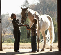 What's best equine advice you've ever gotten?