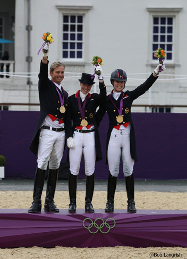 British dressage team