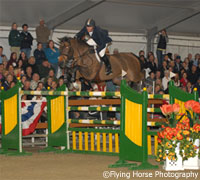 McLain Ward and Goldika 559 at HITS Thermal