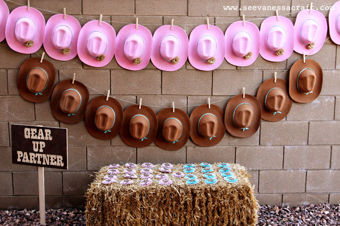 Horse Birthday Party Decorations