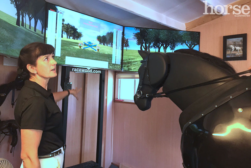 Learning how to use the eventing simulator