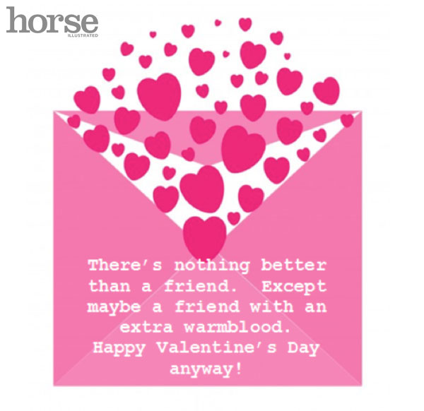 Valentines for Horse People