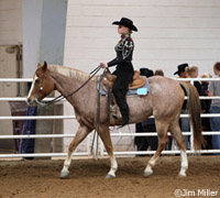 The 2009 IHSA National features the top riders from universitites around the U.S.
