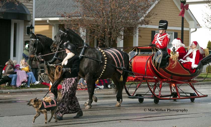 Lebanon Christmas Carriage Parade