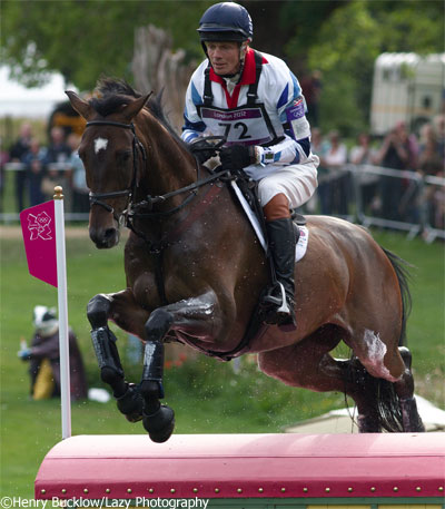 Lionheart and William Fox-Pitt