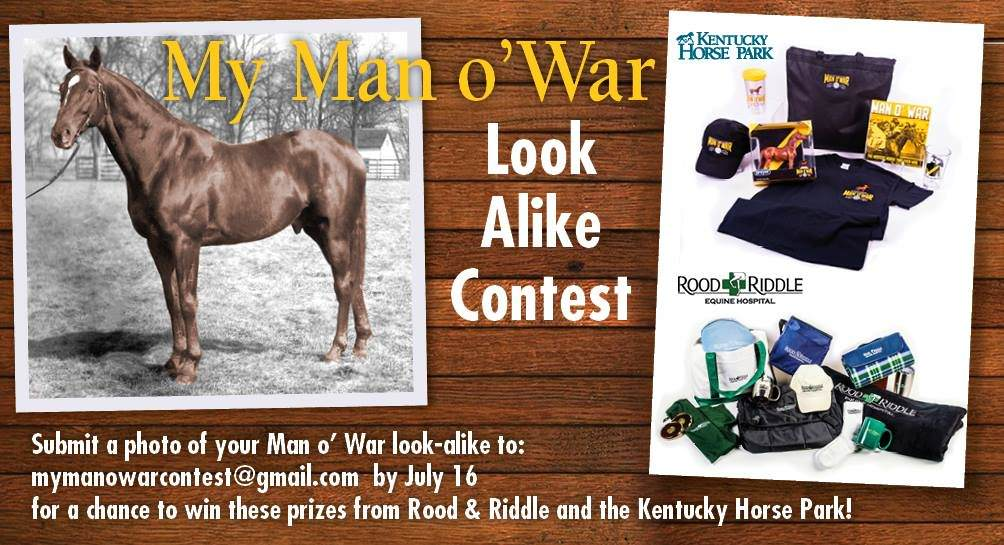 My Man o' War