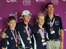 NAJYRC Northeast Endurance Team