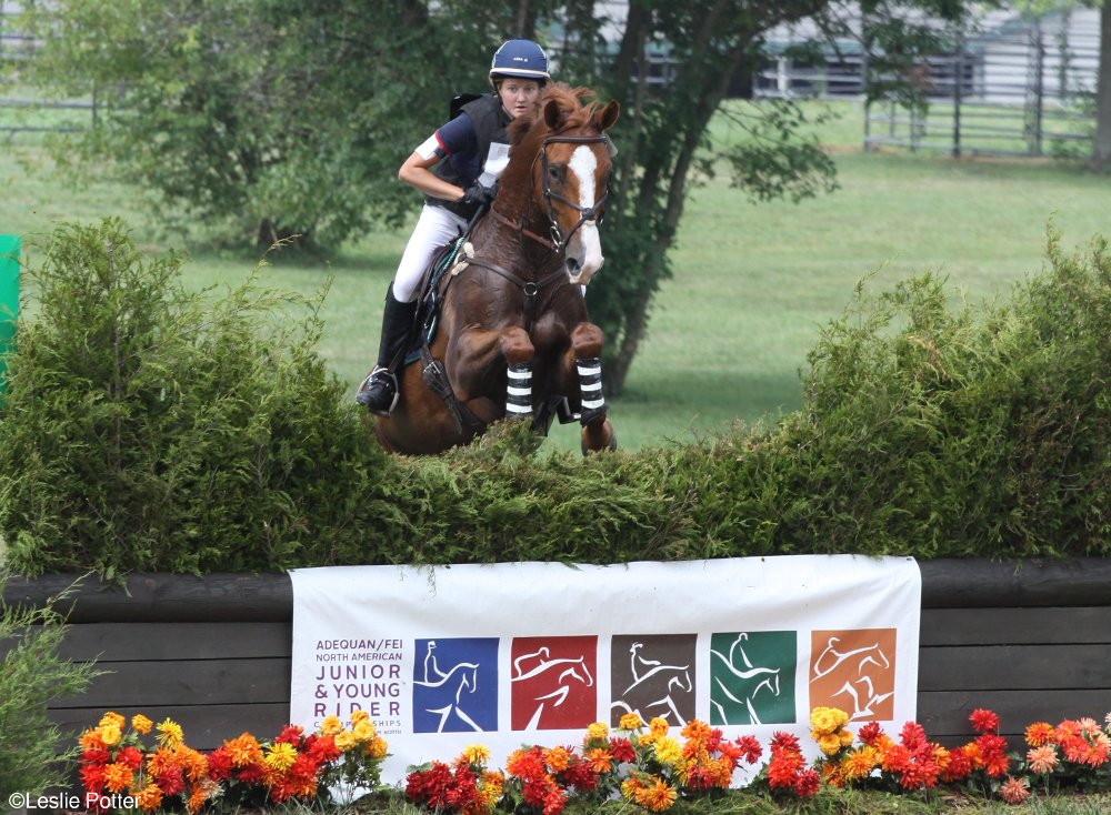 Eventing at the NAJYRC