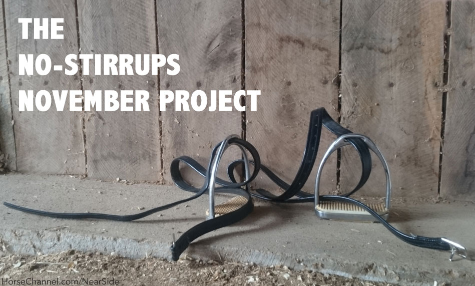 No Stirrups November Project