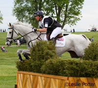 Oliver Townend and Cruise Master