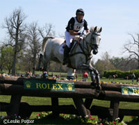The 2010 Rolex Kentucky Three-Day Event will be held at the Kentucky Horse Park