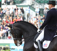 Ravel and Steffen Peters