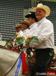 The Kentucky Reining Cup was the kick-off for the 2010 World Equestrian Games