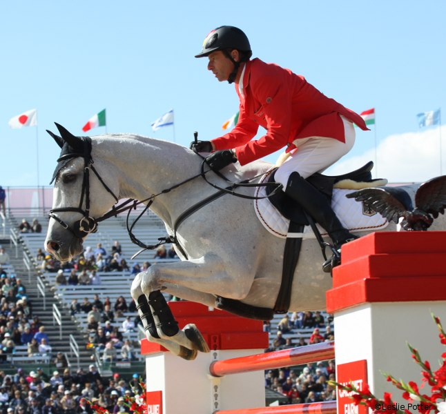 World Equestrian Games Show Jumping