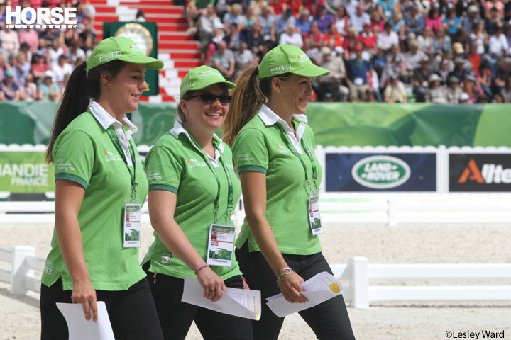 WEG Volunteers