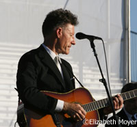 Lyle Lovett reflects on his experience at the 2010 World Equestrian Games