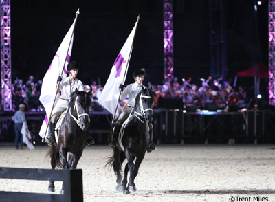 Culver Academy at the World Equestrian Games