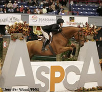 The ASPCA National Horse Show was held at the Oncenter Complex in Syracuse, NY