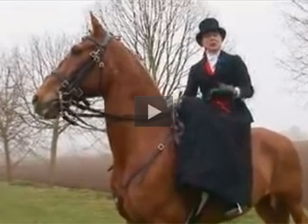 How to Ride Sidesaddle like a Victorian Lady