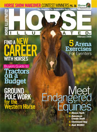 Horse Illustrated February 2009